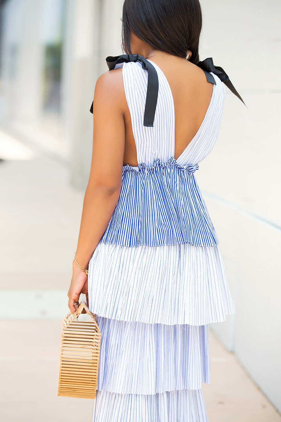 free people multi tiered maxi dress, summer dress, www.jadore-fashion.com