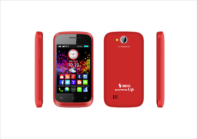 سعر ومواصفات Sico Smartphone Life بالصور والفيديو