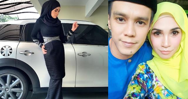 Izreen Azminda Dedah Sambut Raya Tanpa Anak Ude Wahid