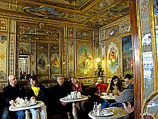 Caffè Florian, Venice; courtesy of S Ozonder