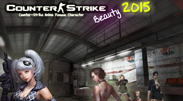 [Game] Download Counter-Strike Beauty 2015