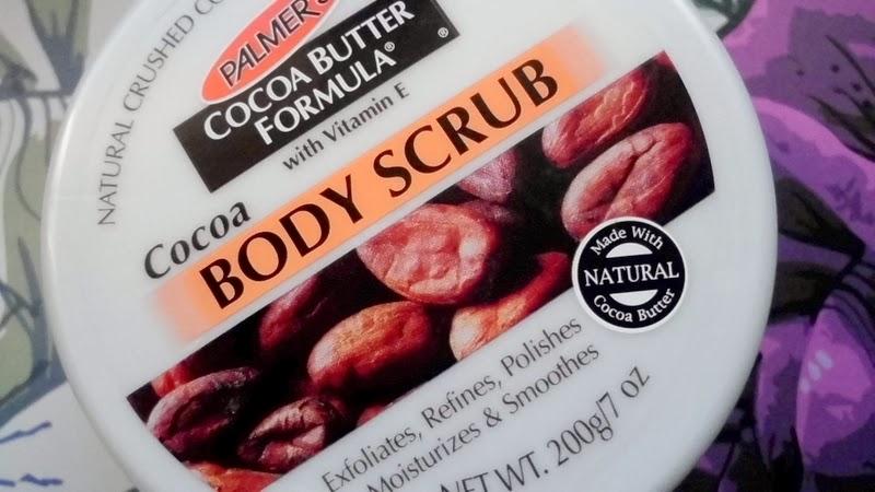 Palmers Cocoa Butter Body Scrub kakaowy peeling do ciała