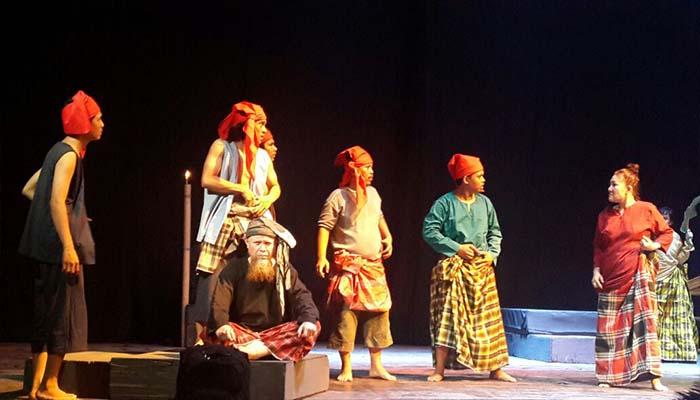 Kondobuleng, Teater Tradisional Dari Makasar