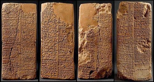 Mezopotamya ve Tarihin İnşası