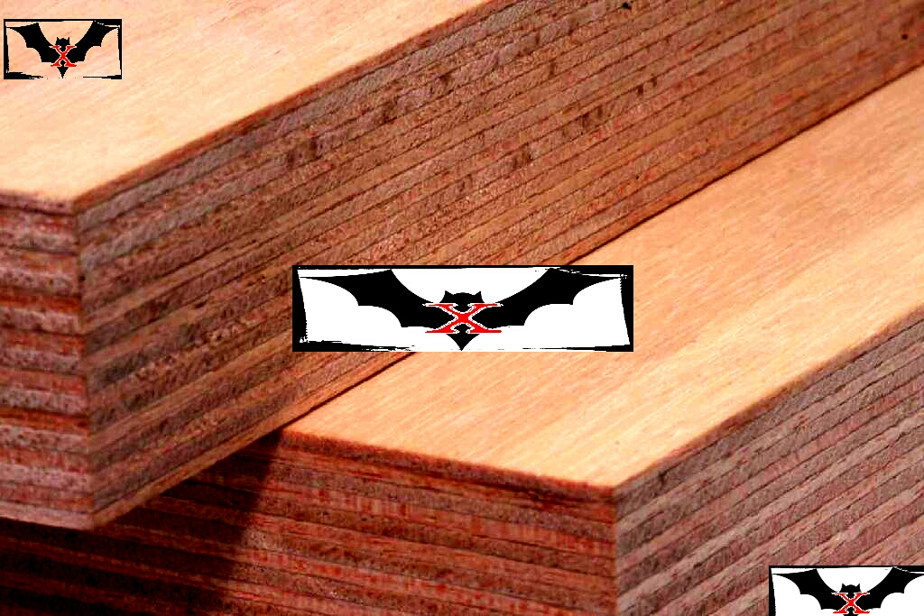 XbatCraft: Differences between marine plywood and MDF plywood