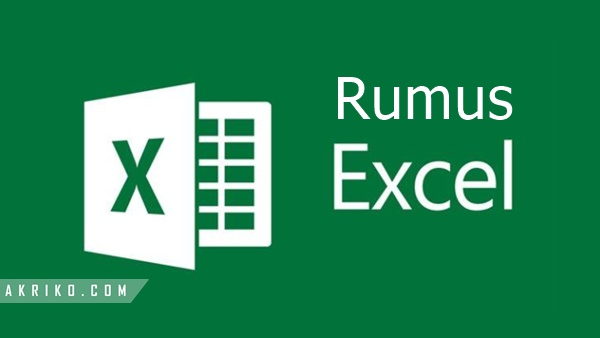 Beberapa rumus Excel yang Sering Saya Pakai