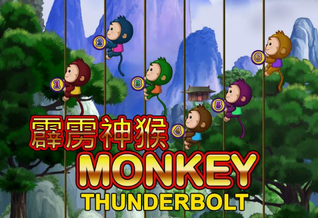 Tip Cara Bermain Monkey Thunderbolt Dengan Betul