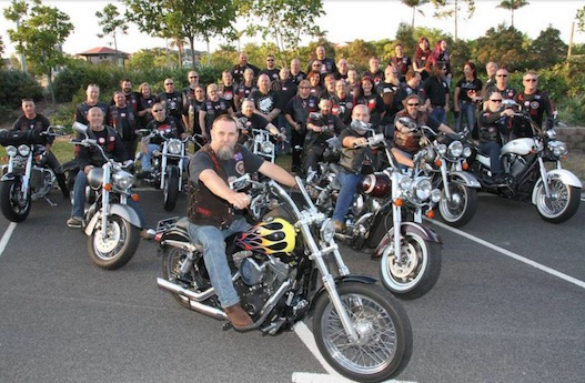 Bikers Against Child Abuse BACA