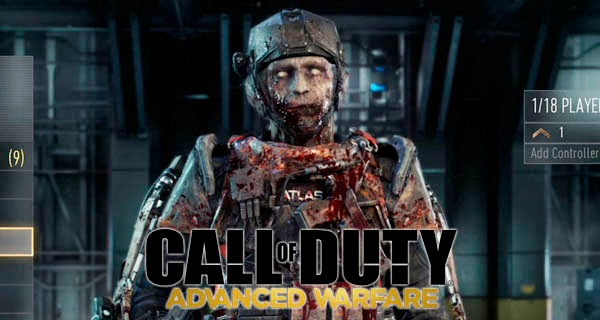 exo zombis Call of Duty Advanced Warfare