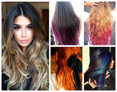 18 Biggest Hair Color Trends and Techniques for 2016 – Beauty and ...