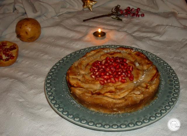 tarte maca assada