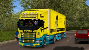Jens Bode TSU pack for Scania RJL