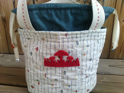 costura, couture, sewing, bolsa tartera, bolsa comida, lunch box bag, sac repas