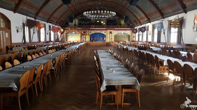 cervecería HOFBRÄUHAUS festsaal o sala festival