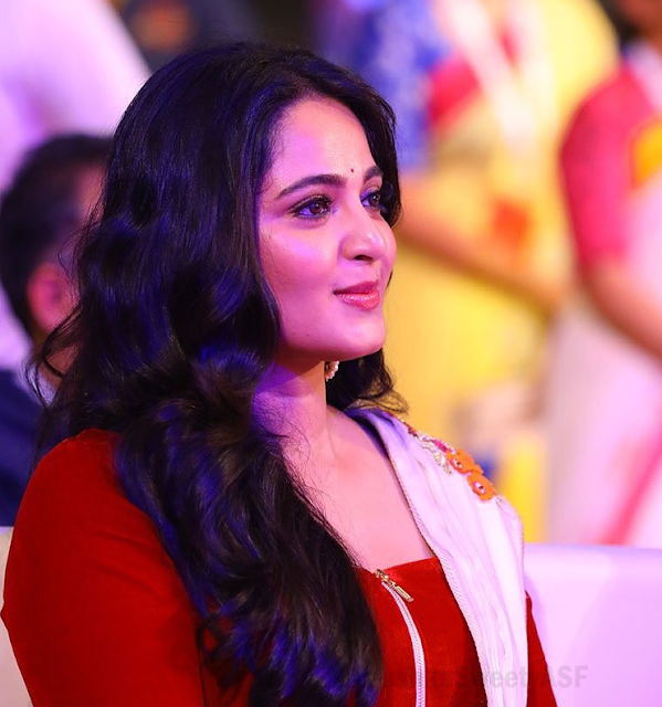 Anushka Shetty Baahubali 2 Audio Launch