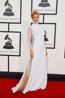 Grammy Awards 2014 Paris Hilton