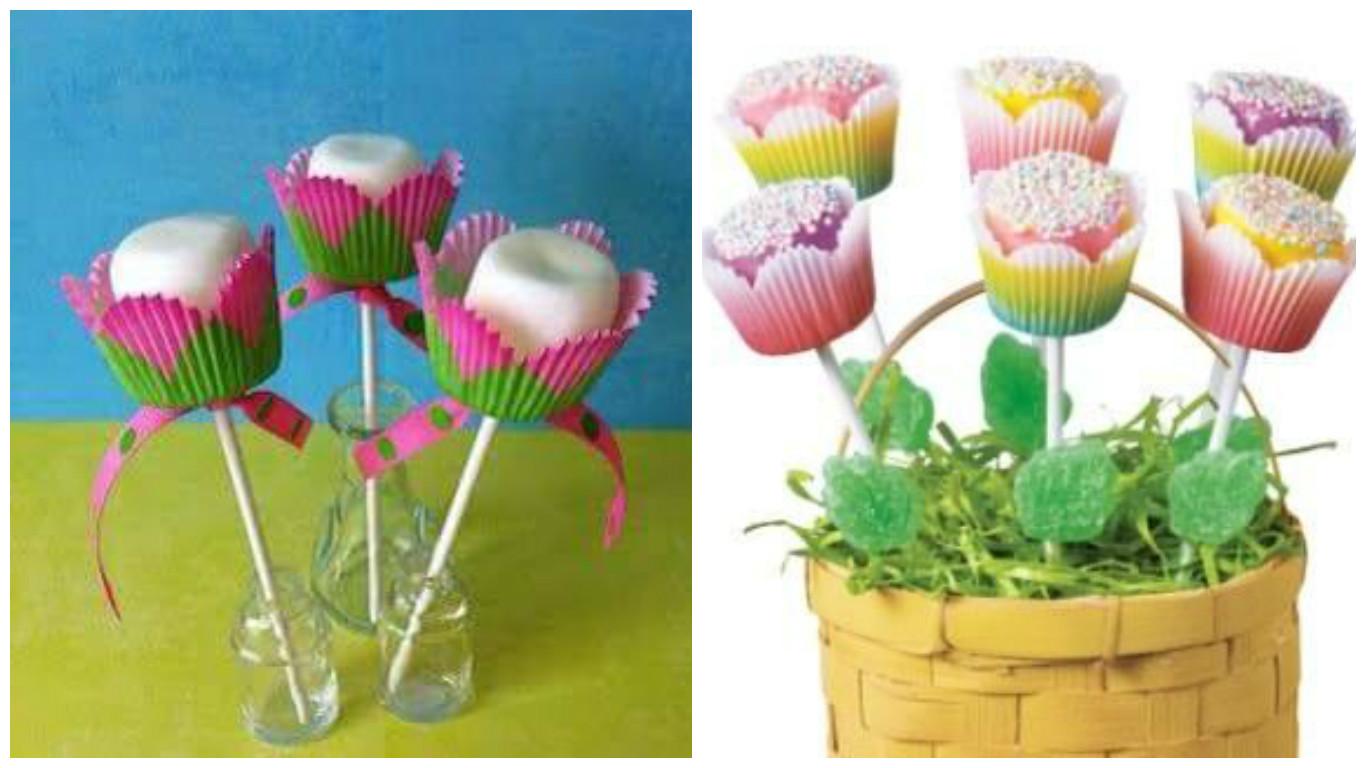 Mesa de dulces con bombones 8 ideas que te servir n for Arreglos de mesa con dulces