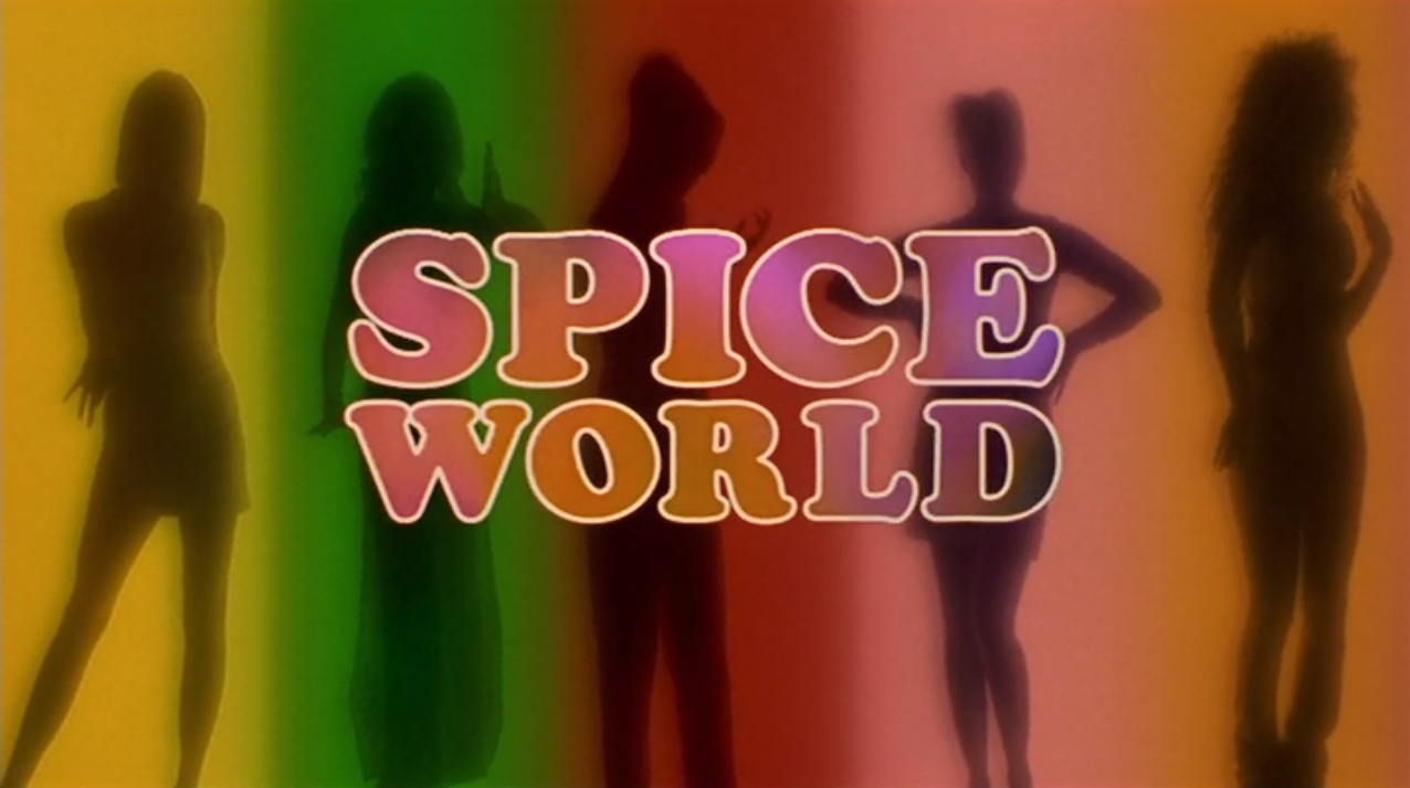 IMPORTANT 90'S FASHION MOMENTS FROM SPICE WORLD