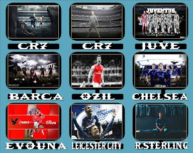 PES 2016 Start Screen Pack