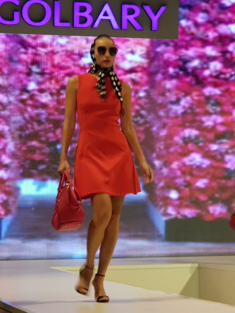 GOLBARY  גולברי תצוגת אופנה לאביב - קיץ 2018 רות ברונשטיין