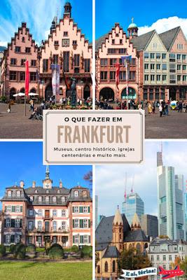 Salve Frankfurt em Seu Pinterest