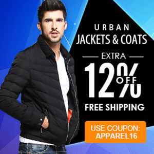 Mens Jackets & Coats From GearBest!