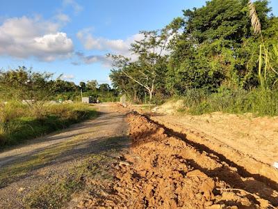 Prefeitura faz melhorias no Centro de Eventos (Bico do Pato) em Cajati