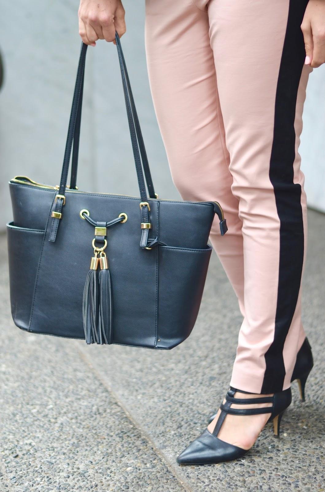 mallory high heels black