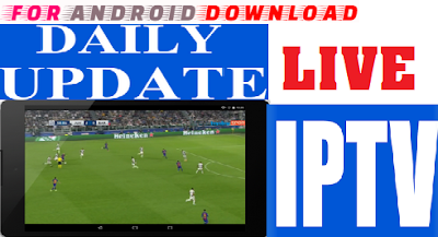 Download Free Android DailyIPTV(Update) Apk For Android - Watch Live Sports Channel,Tv Channel on Android