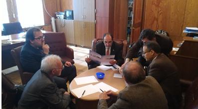 مسؤول الخارجية بجبهة البوليساريو في ضيافة مركز الدراسات الإسلامية والعربية التابع لأكاديمية العلوم الروسية