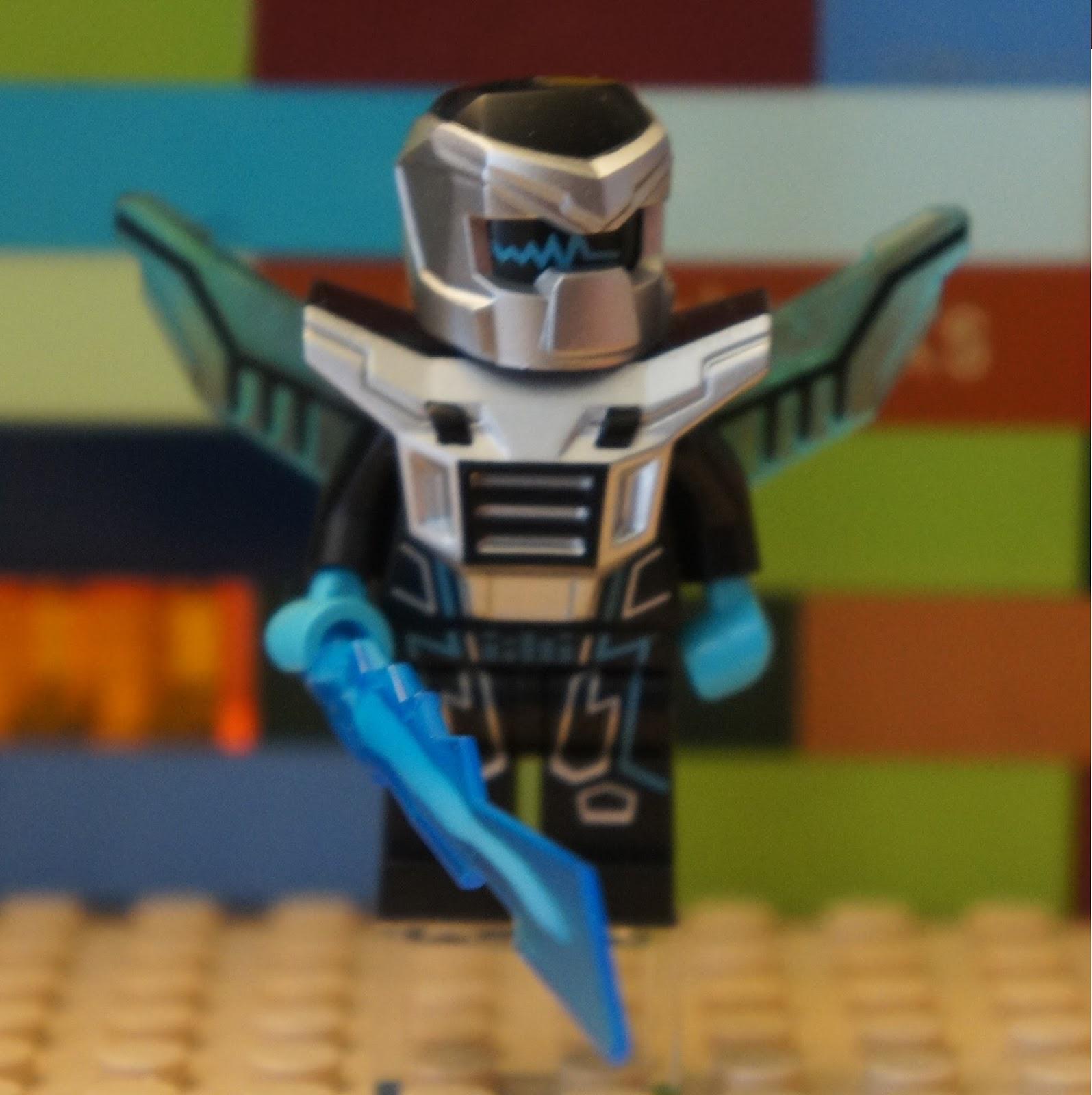 Laser Mech LEGO Series 15 Collectible Minifigure 71011