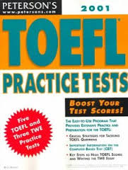 Toefl Practice Test Book