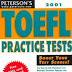 Peterson Practice TOEFL PBT with Full Answer Key