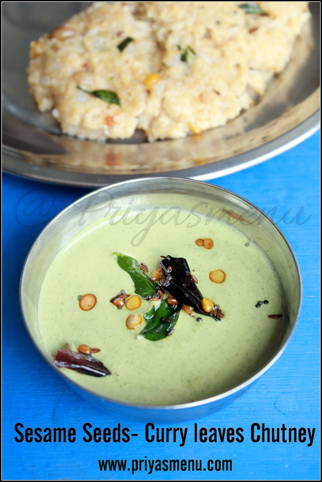 Priya's Menu - Yum Yum Yummy food for Food lovers !: Sesame seeds