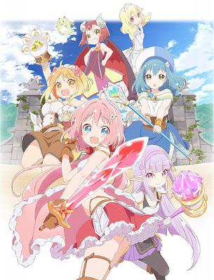 Endro Anime Series Image 2