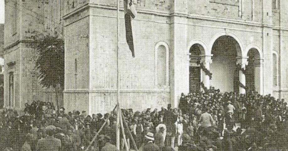Η Σάμος γιορτάζει σήμερα την ένωση με τη Μάνα Ελλάδα...