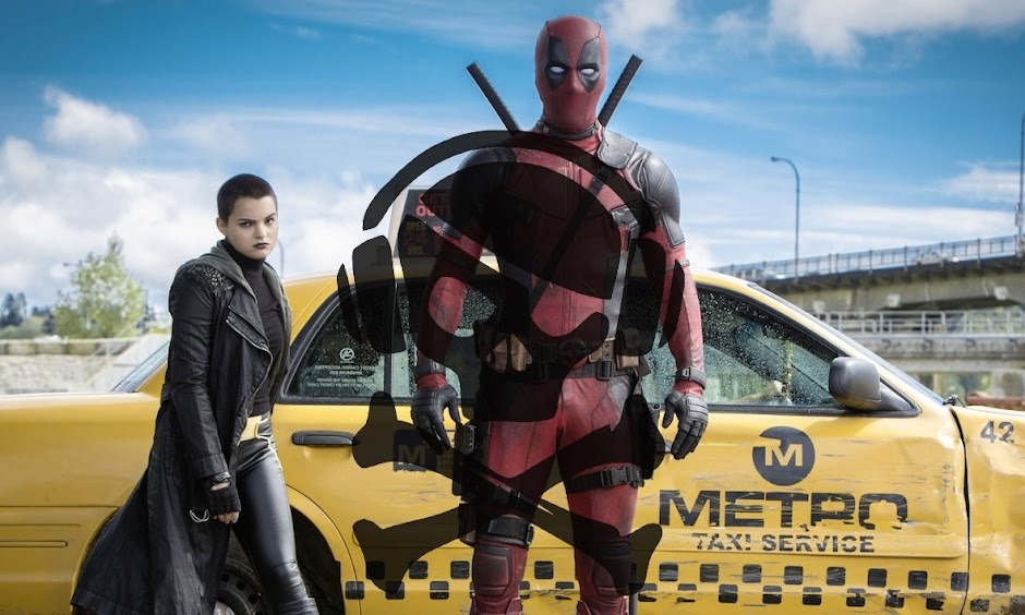 """Deadpool"" foi o filme mais pirateado de 2016"