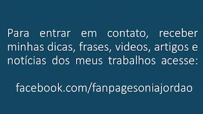 facebook.com/fanpagesoniajordao