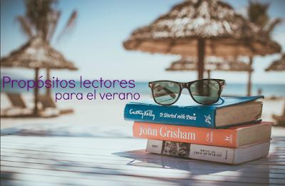 Propósitos lectores para el verano