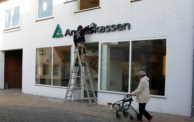 GRÅSTEN småt nyt: Andelskassen lukker i Gråsten.