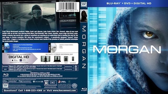 Morgan Bluray