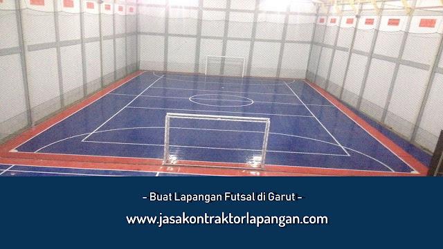 Kontraktor Lapangan Futsal Garut