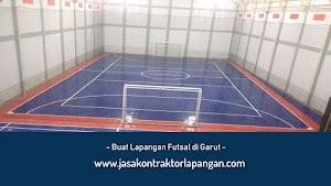 √ Kontraktor Lapangan Futsal Garut / Mau Buat Lapangan Futsal ?