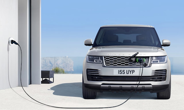 2018 Range Rover arrives with the plug-in hybrid of 404 hp and 51 km of electric range
