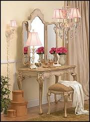 french dressing mirrors