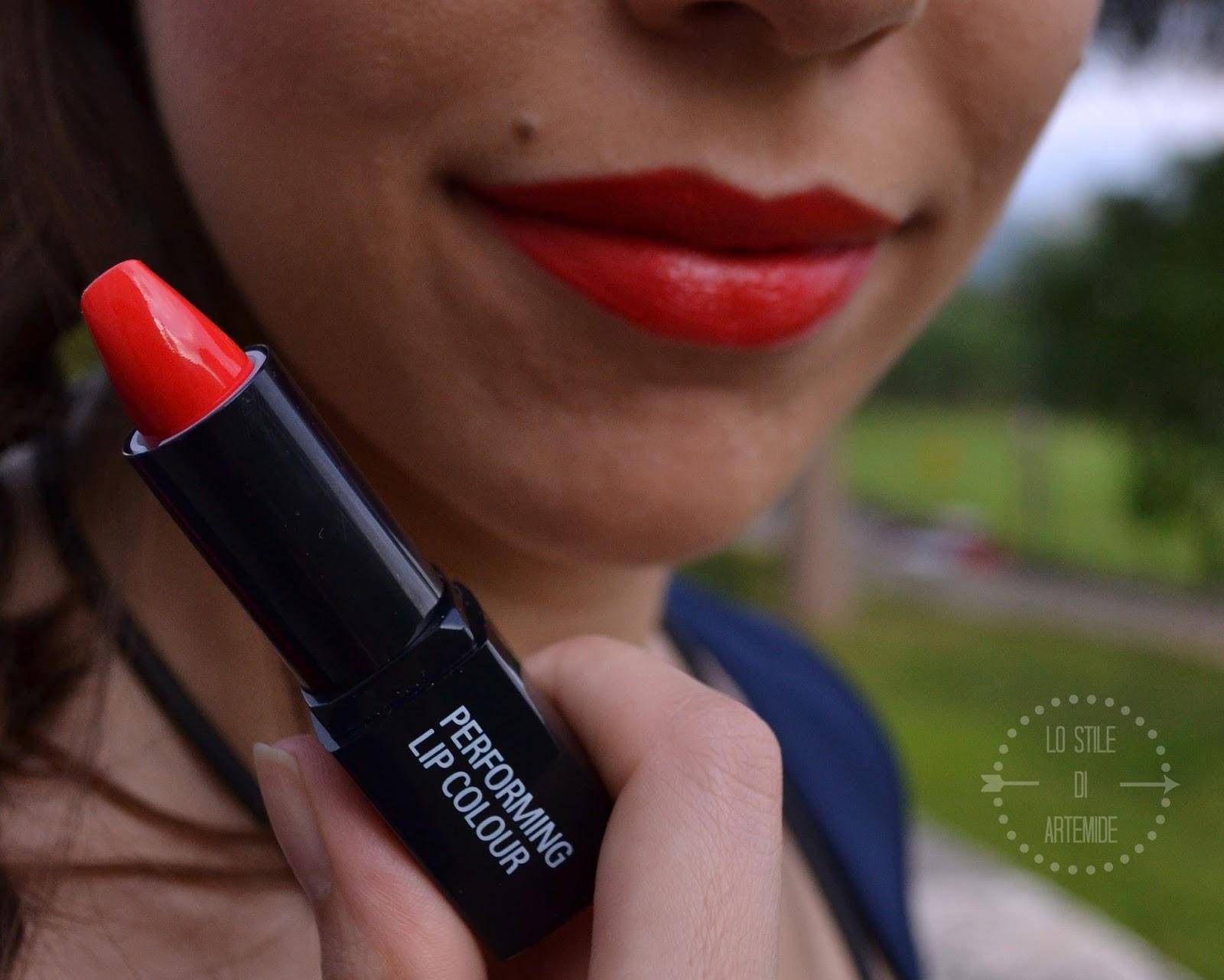red vanity tns cosmetics