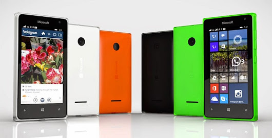 Spesifikasi Lumia 532, Windows Phone 8.1 Denim 1 Jutaan | DUA PIKSEL