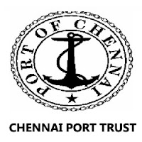 Chennai Port Trust, Tamil Nadu, Assistant, Engineer, Inspector, Graduation, freejobalert, Latest Jobs, Hot Jobs, chennai port trust logo