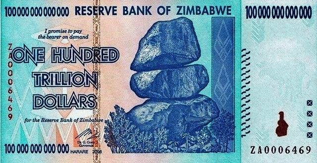 """Should I Lie to you?"" by Michael Murdock   1/5/18 Xza_series_100_trillion_dollar_zimbabwe_note%2B2"