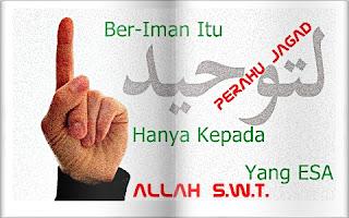 Objek Kajian Ilmu Aqidah Islam